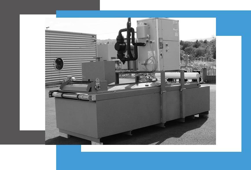 système de filtration, séparateur magnétique