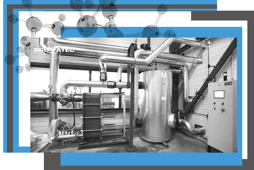 unité d'apport d'air frais, compensateur air industrie
